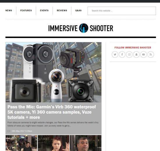 Immersive Shooter