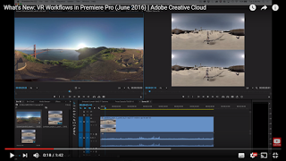 Adobe Premiere Pro now updated with VR / 360 video editing tools