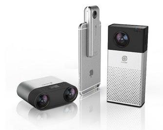 Insta360 Stereo is a hemispherical 3D 360 camera - 360 Rumors