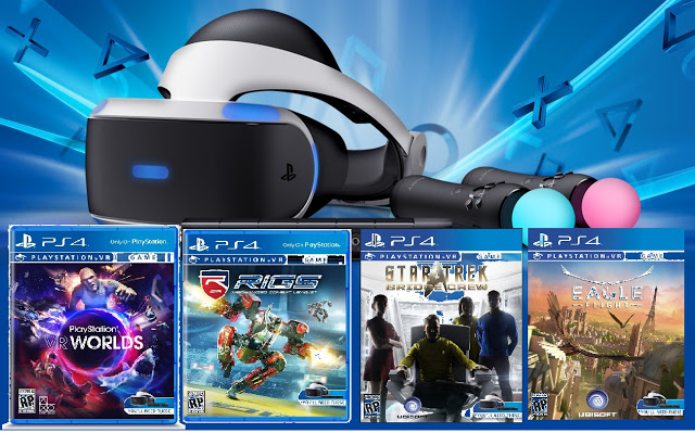 DEALS: 20% off these Playstation VR launch games - 360 Rumors
