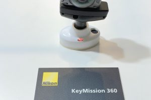 Hands-on report on Nikon Keymission 360 action camera at Photokina 2016