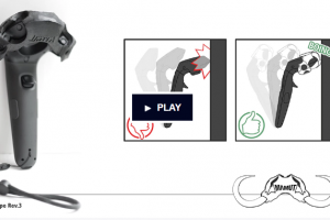 Last chance to preorder the Mamut protectors for HTC Vive controllers!