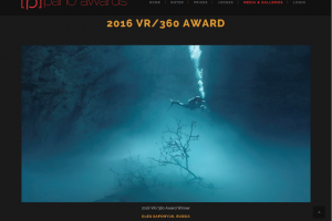 Check out the amazing 360 photos of the EPSON Pano Awards winners