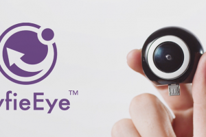 LyfieEye is a fully shperical 360 camera for Android