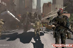 DEALS: 50% off CyberThreat, an open-world VR shooter for the HTC Vive