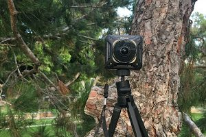 You don't need the Nikon Keymission 360 app to use the Keymission or to change settings