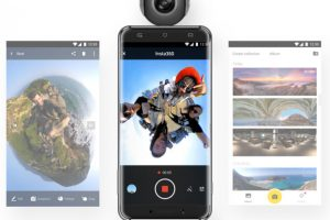 Insta360 Air now available for preorder on Indiegogo, and it's the most affordable spherical 360 camera