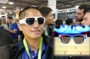 Orbi Prime are wearable 4K 360 camera sunglasses