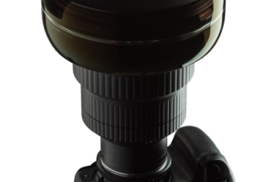(sphere) is an almost-spherical 360 lens for DSLRs and mirrorless cameras