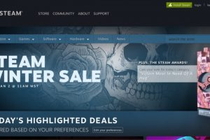 Steam Winter Sale is now live with discounts on games for HTC Vive andOculus Rift