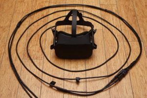 Oculus Rift headset cable extension for under $20