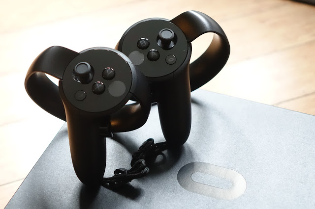 Oculus Touch Review: the Wait Is Over