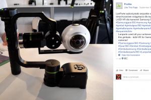 Lanparte LA3D-VR 360 gimbal