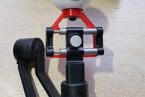 Using a stabilized gimbal with your 360 camera