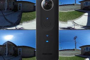 How to capture a 3D 360 photo with a 2D 360 camera