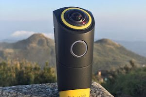 Crowdfunding campaign for MySight360