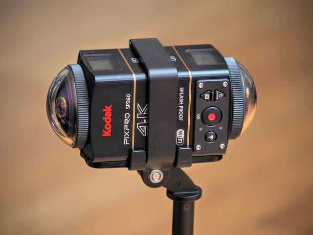 Kodak PIXPRO SP360 4K Dual Pro