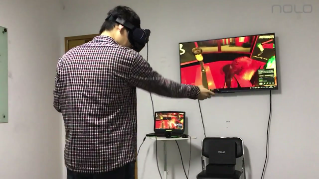 New demo of Nolo VR positional tracking for mobile VR