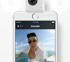 Insta360 Nano app update adds easier YouTube