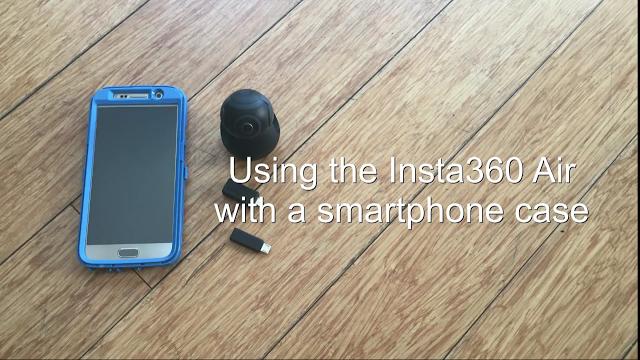 Insta360 Air tip