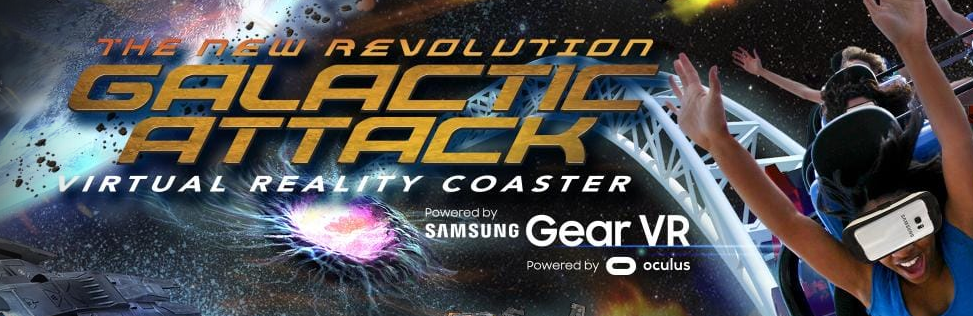Six Flags launches world's first mixed reality roller coasters in California