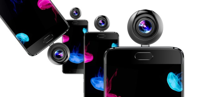 Elecam 720: Elephone's fully spherical camera accessory for its S7 smartphone