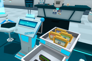 Did Job Simulator lose dollhouse mode?