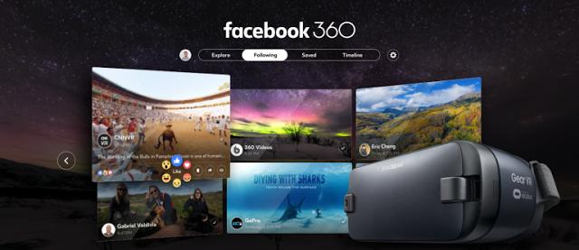 app, Facebook, Gear VR, photo, Samsung gear vr, social media, video, virtual reality, vr