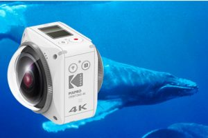 "The Kodak Orbit360 will likely have an underwater housing. Here's how we know. The Kodak PIXPRO Orbit360 (aka 4KVR360) is one of the most highly anticipated 360 cameras because of the highly regarded Kodak SP360 4k Dual Pro, which has excellent image quality but takes more time to process its photos and videos compared to other 360 consumer cameras. So far, leaked sample photos from the Orbit360 suggest that it might have comparable, if not better, photo quality than the SP360 4k. One question many have asked is whether the Kodak Orbit360 will have an underwater housing. The answer is very likely yes. Kodak has provided underwater housings for its previous two 360 cameras, the SP360 and SP360 4k: There's even a dedicated waterproof housing for the SP360 4k Dual Pro: Moreover, the Oribt360 specifications hint at underwater use. Here are the specs: If you look carefully, you'll see that under white balance, one of the modes is ""underwater."" This would be a welcome feature because underwater photos and videos tend to look bluish unless color corrected. Of course, such a feature would only make sense if there is an underwater housing for the Orbit360. These are the reasons I'm confident the Orbit360 will have a waterproof housing and with that housing, it can be used underwater. A bigger question is how good the stitching will look when used underwater. The water's diffraction changes the effective field of view of the lenses, and it would be nice if the Orbit360's software could correct for this. We'll see, hopefully soon."