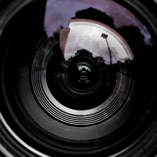 360 Camera Lens
