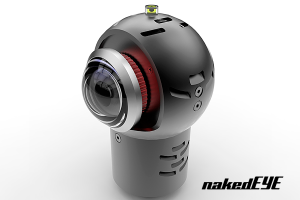 indiecam nakedeye 360 camera