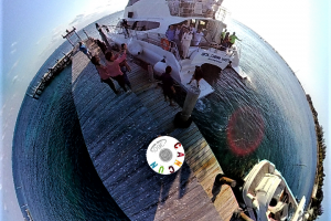 Insta360 Air modded app to customize watermark