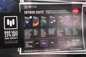 Mettle Skybox NAB discount