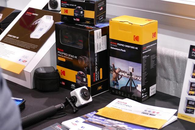 Kodak PIXPRO Orbit360 Adventure Pack