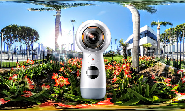 2017 Samsung Gear 360 hands-on first impressions