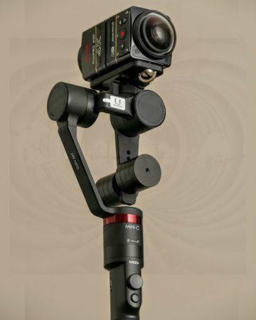GimbalGuru Moza Guru 360 stabilized gimbal for 360 cameras
