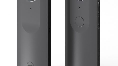The 4K Ricoh Theta is real!