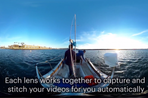 Kodak posts new video highlighting Orbit360 features; hints at info on stitching software