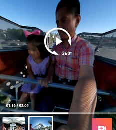 V360, a 360 video editor, is coming soon to ios