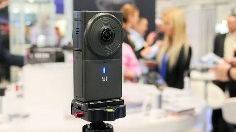 Yi 360 VR at NAB 2017 (c) 360rumors.com