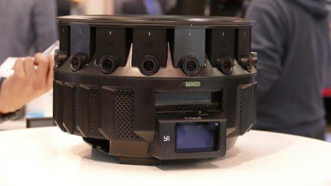 Yi Halo 8K 3D 360 rig (c) 360Rumors.com