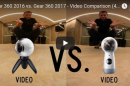 Life in 360 compares the 2017 Gear 360 vs original Gear 360