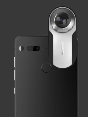 Essential Phone 360 camera accessory