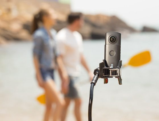 VRDL360 is a 360 camera with 7K photos and 3K videos