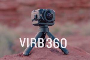 Garmin Virb 360 5.7K action 360 camera