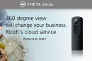 Ricoh creates virtual tour service for Theta