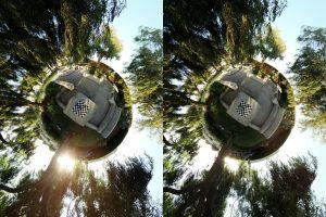 3D tiny planet tutorial