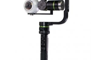 Lanparte LA3D-VR-01 is a gimbal for 360 cameras