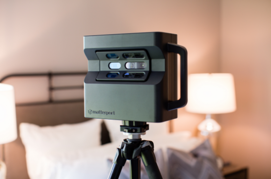 Matterport Pro2 volumetric 3D VR camera