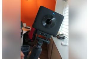 Xiaomi Mijia Mi Sphere camera dedicated selfie stick